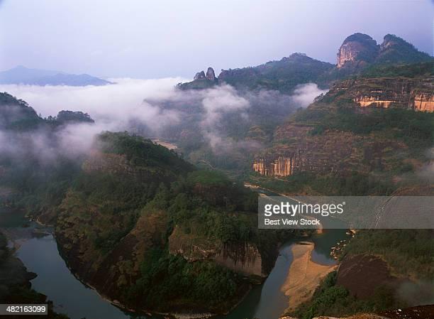 Fujian Wuyi Mountain