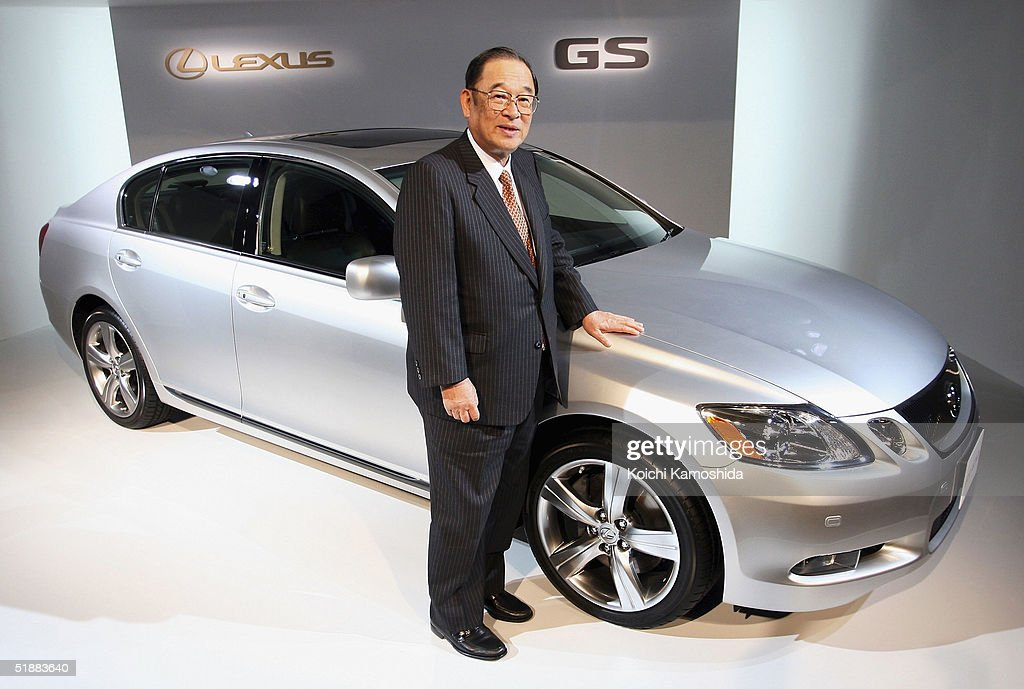 Toyota Motor Corp Announces Outline For Lexus Getty Images