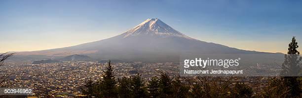 Fujisan (Mt. Fuji), Kawaguchiko Japan