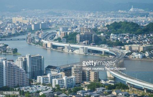 Fukuoka Tower View