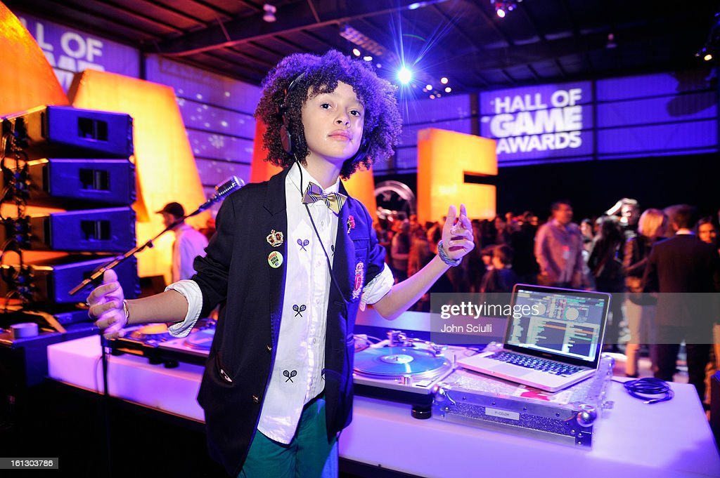 DJ Fulano performs during the Third Annual Hall of Game Awards hosted by Cartoon Network at Barker Hangar on February 9, 2013 in Santa Monica, California. 23270_005_JS_0234.JPG