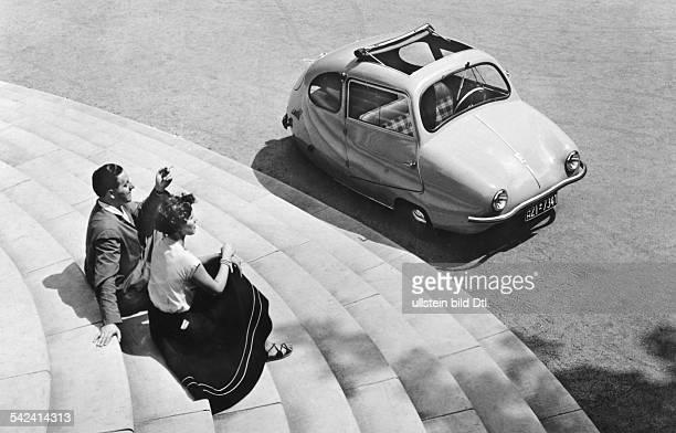 Fuldamobil 1956