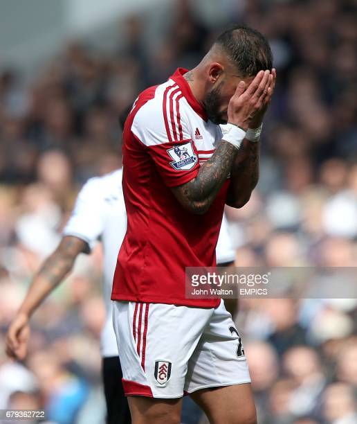 Fulham's Ashkan Dejagah rues a missed chance
