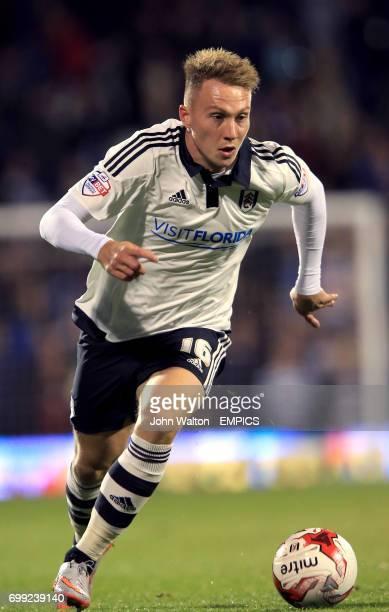 Fulham's Cauley Woodrow