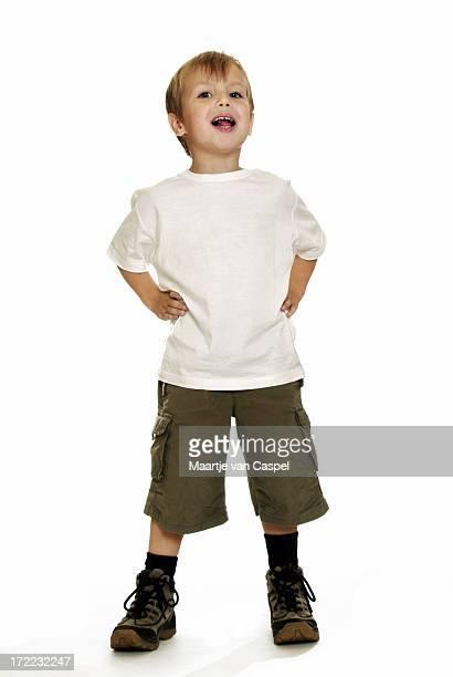 Full Body - Cheeky Boy