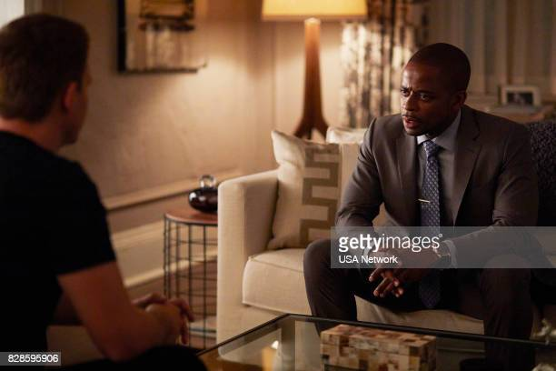 SUITS 'Full Disclosure' Episode 707 Pictured Dulé Hill as Alex Williams