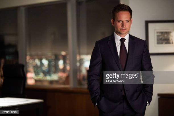 SUITS 'Full Disclosure' Episode 707 Pictured Patrick J Adams as Michael Ross