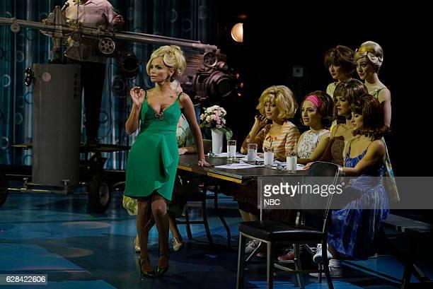 LIVE 'Full Dress Rehearsal' Pictured Kristin Chenoweth as Velma Von Tussle