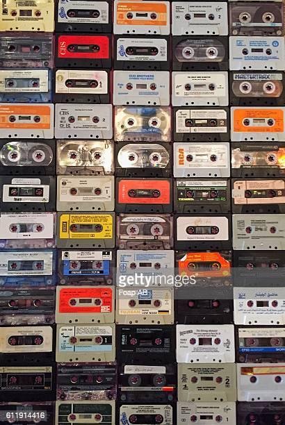 Full frame cassette tapes