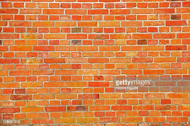 Full frame image of brick wall