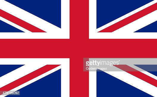 Full frame image of England flag