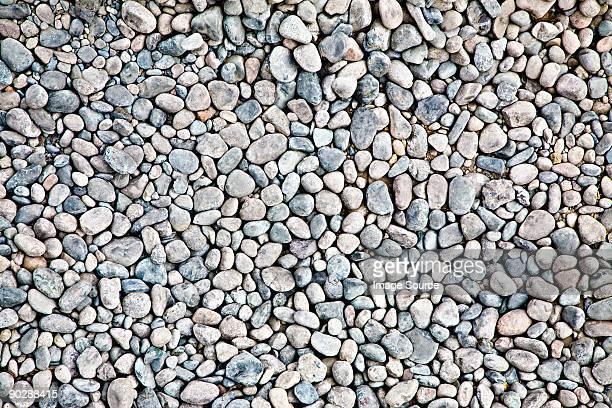 Full frame image of pebbles