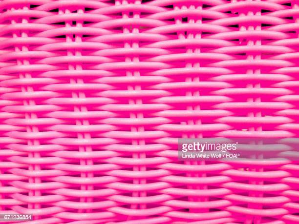 Full frame of crisscross pattern