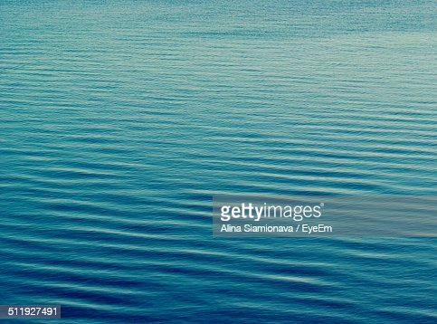 Full frame of sea water
