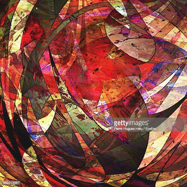 Full Frame Shot Of Abstract Art Background
