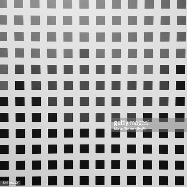 Full Frame Shot Of Abstract Square Patterns