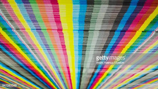 Full Frame Shot Of Colorful Wall