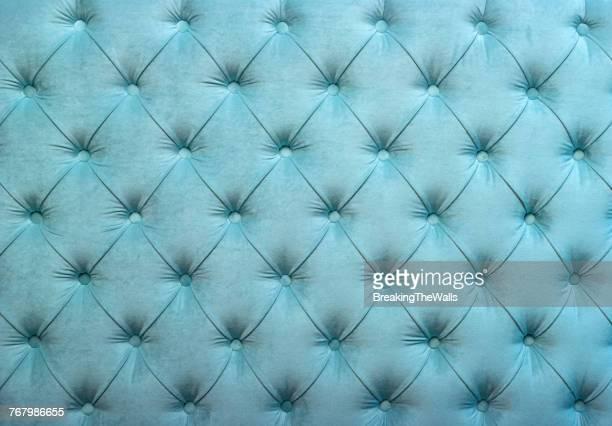 Full Frame Shot Of Patterned Headboard