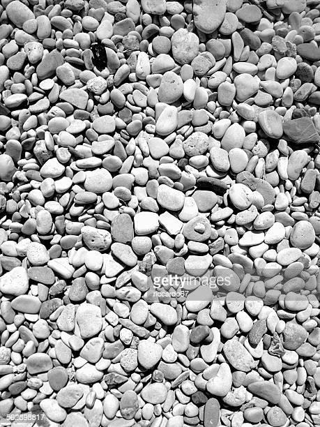 Full Frame Shot Of Pebble Stones