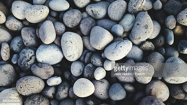 Full Frame Shot Of Pebbles