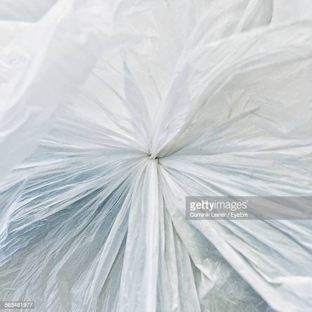 Full Frame Shot Of Polythene