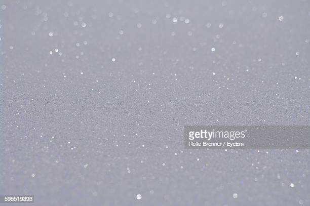 Full Frame Shot Of Snow