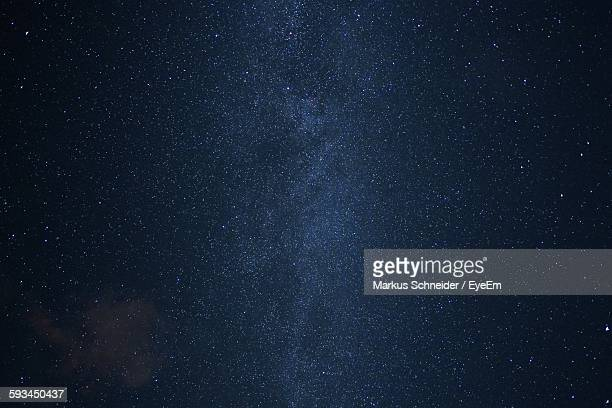 Full Frame Shot Of Star Field At Night