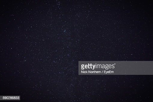 Full Frame Shot Of Star Field