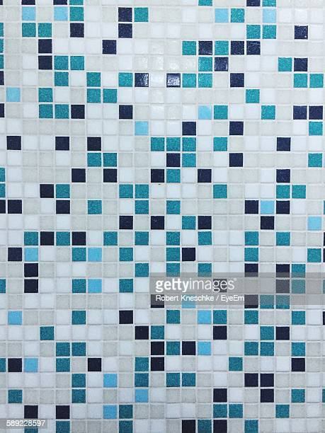 Full Frame Shot Of Tiled Wall