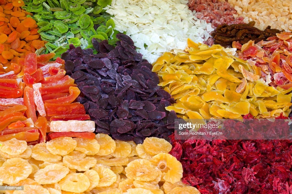 Dried fruit is becoming more popular as people opt for healthier snacks. Look for organic options without sulfur dioxide, or try making your own in a dehydrator.