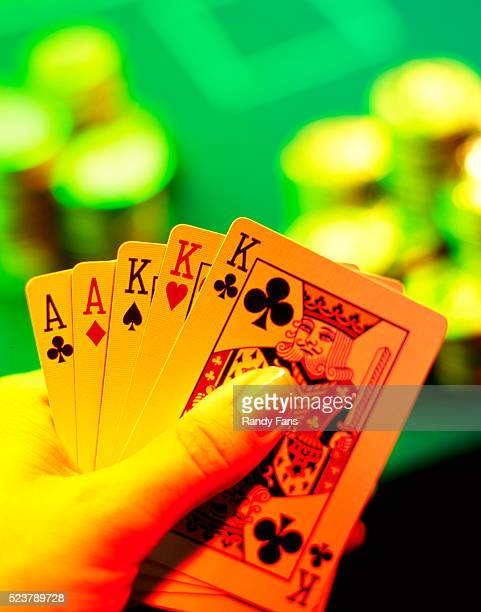 Full House in Player's Hand