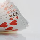 Full House of Poker Hand