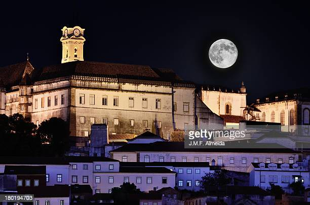 Full Moon at Coimbra