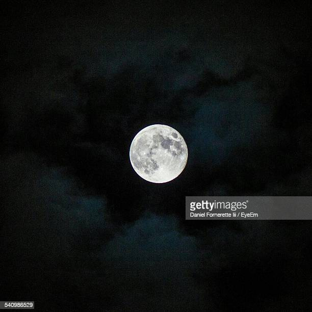 Full Moon At Night