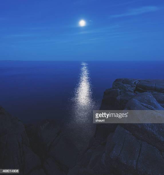 Luna piena Coast