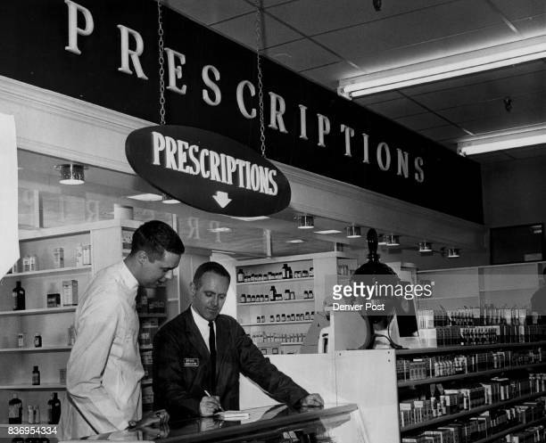 Full service in a wide range of retail fields at the new Walgreen drug stores in new Villa includes a Walgreen tradition of full prescription...