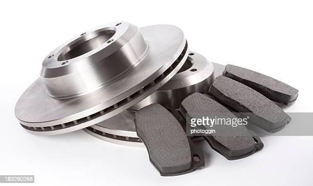 Full Set Brake Discs and Pads