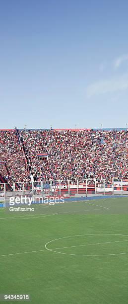 Full stadium waiting for the start