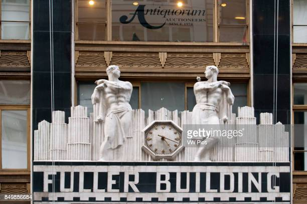 Fuller Building art deco houses many galleries midtown Manhattan New York City The Fuller Building was also the original name of the Flatiron...