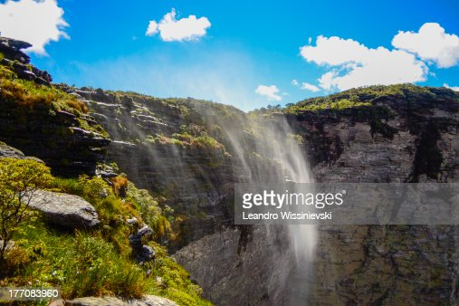 Fumaça Waterfall