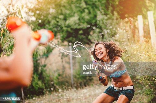 Fun at summer