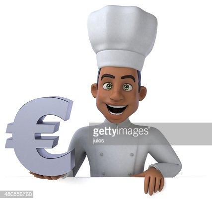 Fun chef : Stock Photo