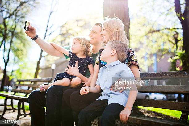 Spaß Familie Schülern