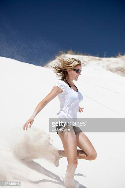 Loisirs dans les dunes