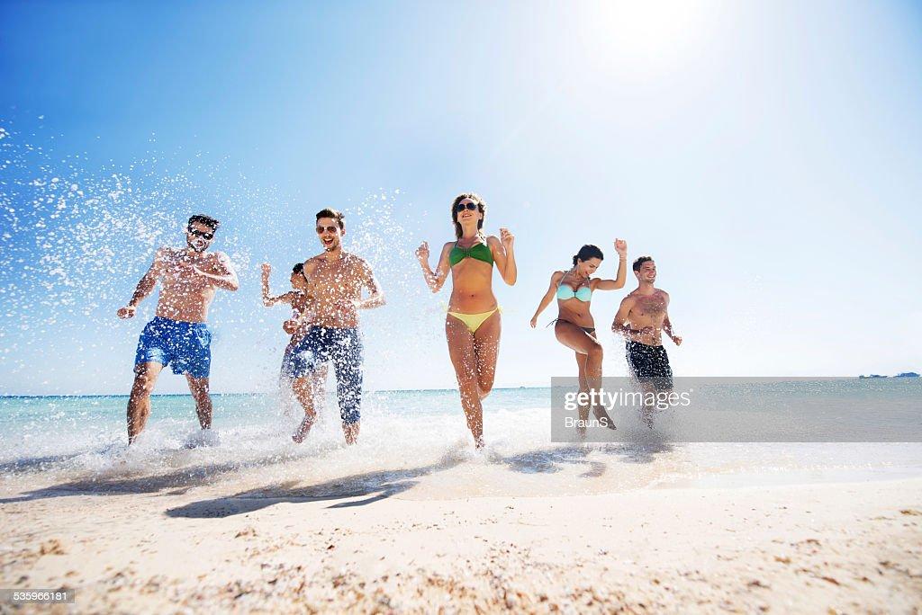 Fun in the sea! : Stock Photo