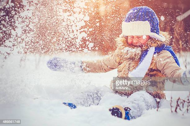 Fun in winter