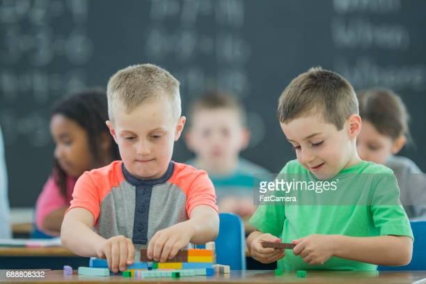 Fun with Math Blocks