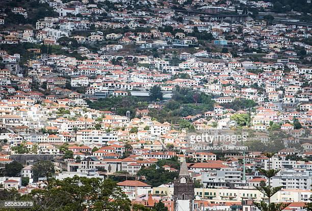 Funchal cityscape