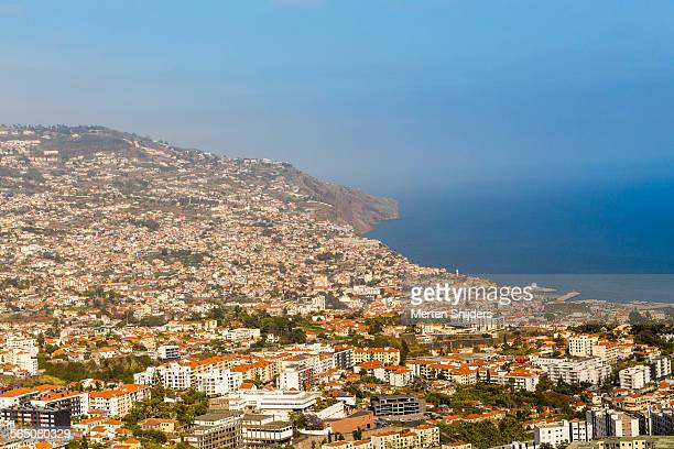 Funchal urbanization