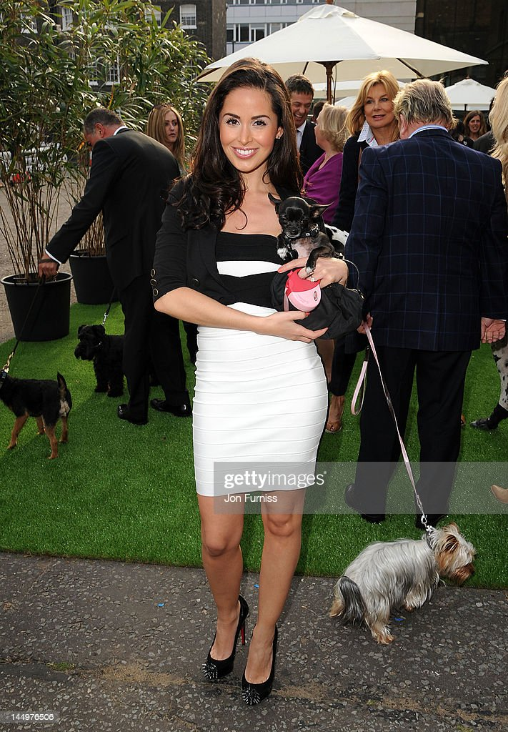 Funda Onal attends the 21st Dog Trust Awards at Honourable Artillery Company on May 21, 2012 in London, England.